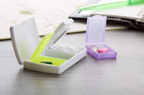 Box Na Pilulky Aspi - Bílá