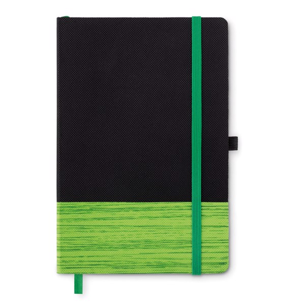 A5 Notebook 80 pages lined Congo