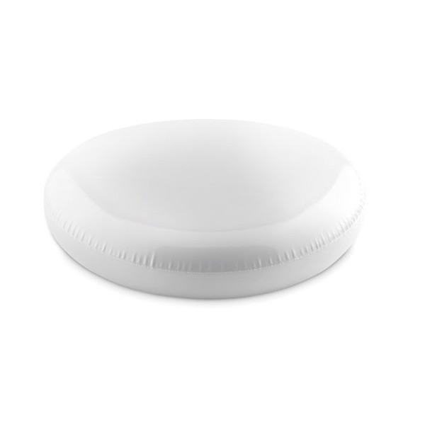 Inflatable frisbee 24cm Adelaide - White