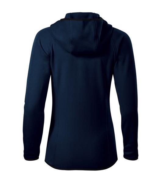 Stretch fleece dámský Malfini Direct - Námořní Modrá / XS