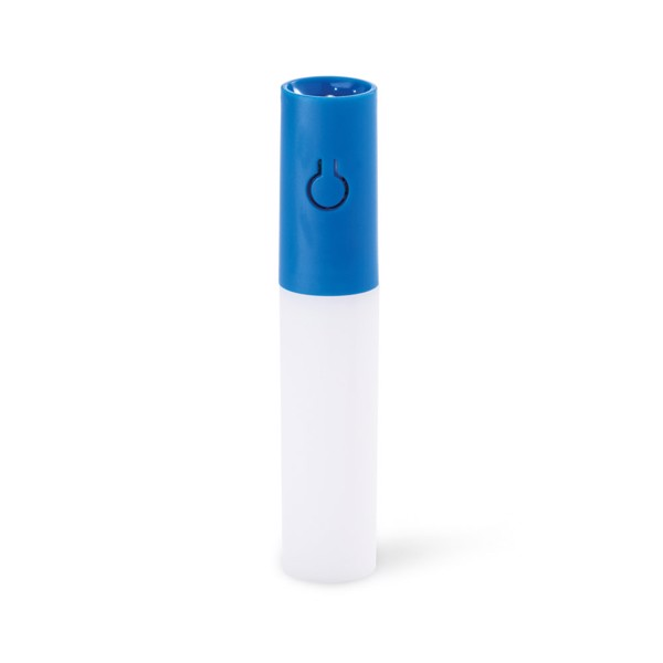 DROMO. Torch in ABS - Royal Blue