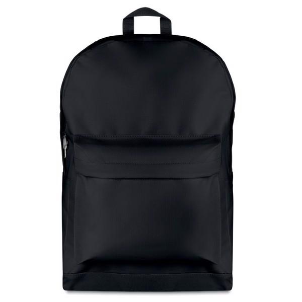 Plecak z poliestru 600D Bapal Stripe - czarny