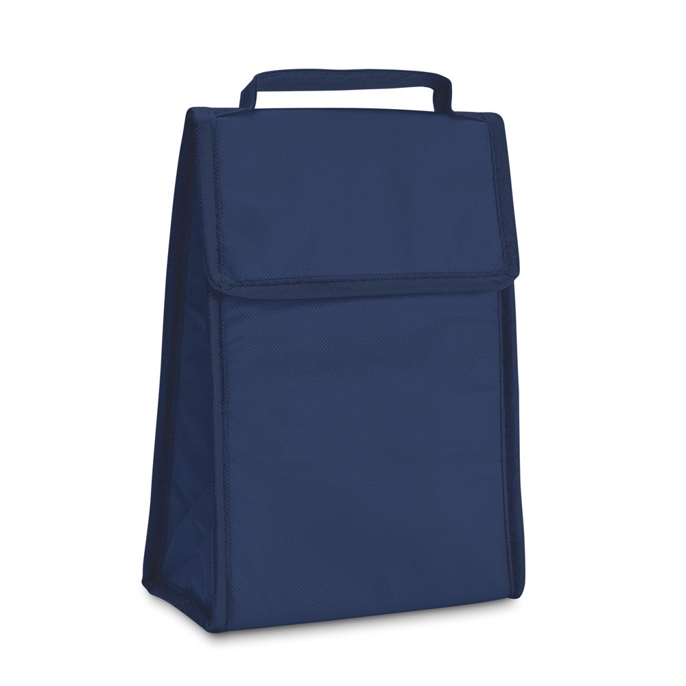 OSAKA. Πτυσσόμενη ισοθερμική τσάντα 3 L - Μπλε
