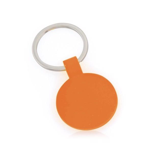 Llavero Vairel - Naranja Fluor