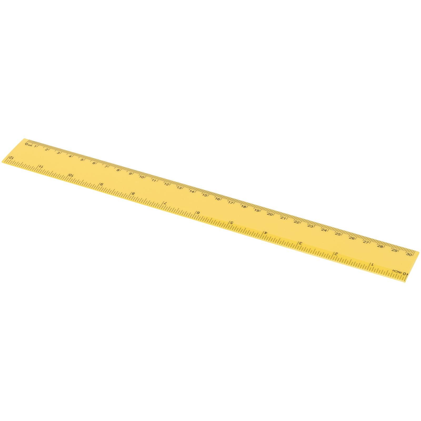 Pravítko Ruly 30 cm - Žlutá