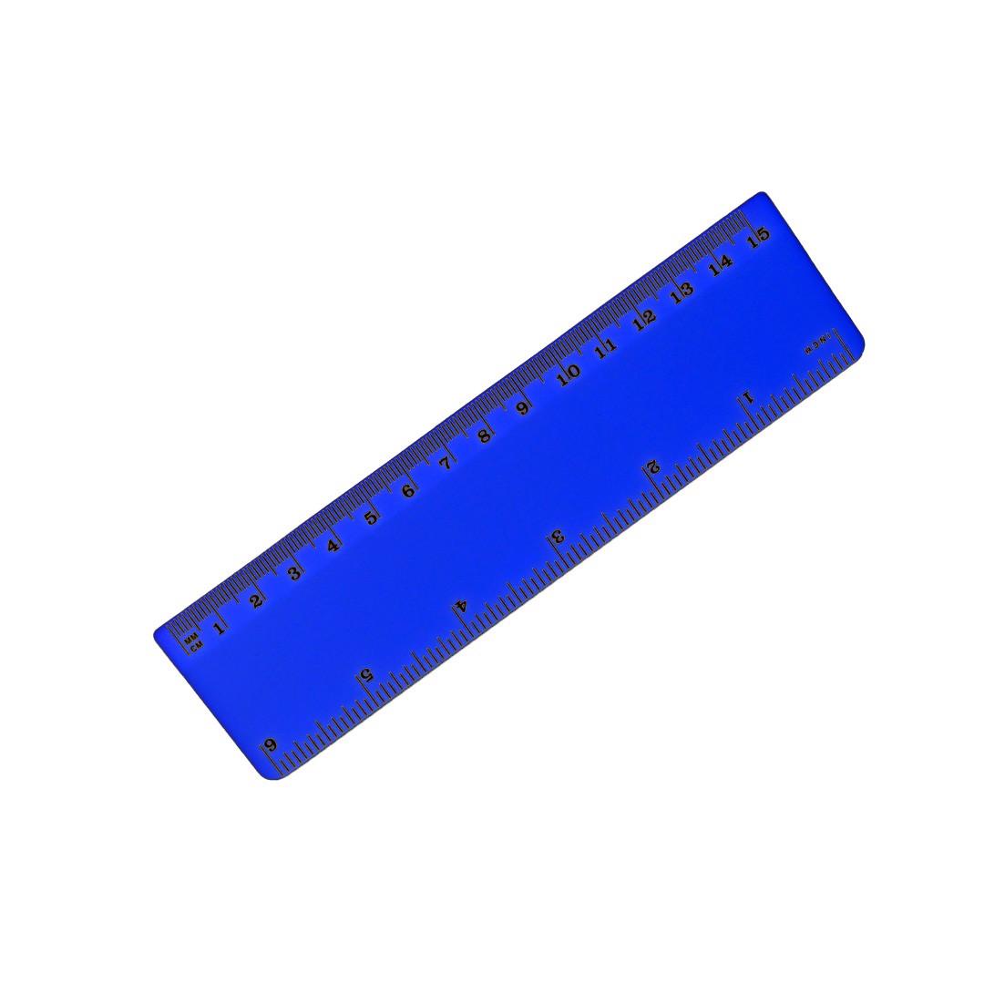 Regla Hebe - Azul