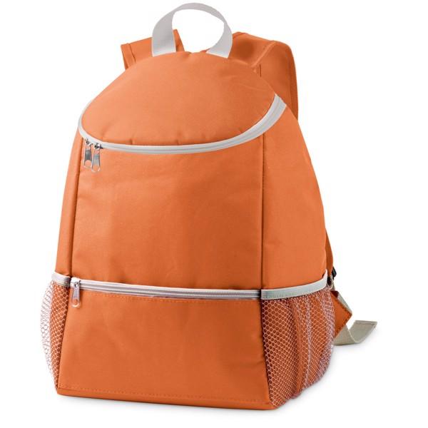 JAIPUR. Cooler backpack 10 L - Orange