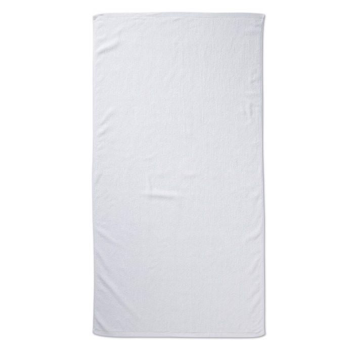 Ręcznik plażowy. Tuva - biały
