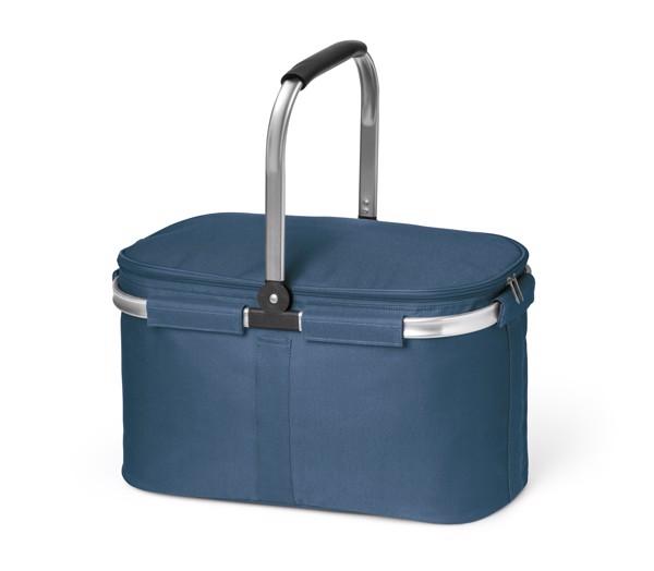 BASKIT. Picnic basket - Blue