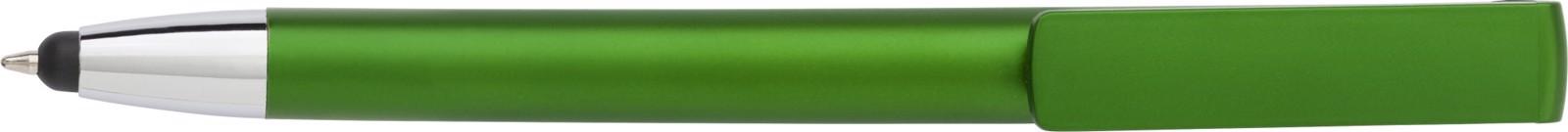 ABS 3-in-1 ballpen - Green
