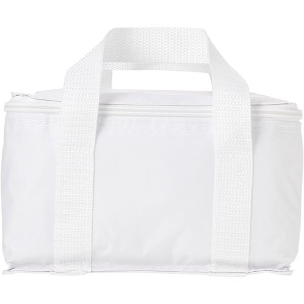 Termotaška Malmo na 6 plechovek - Bílá
