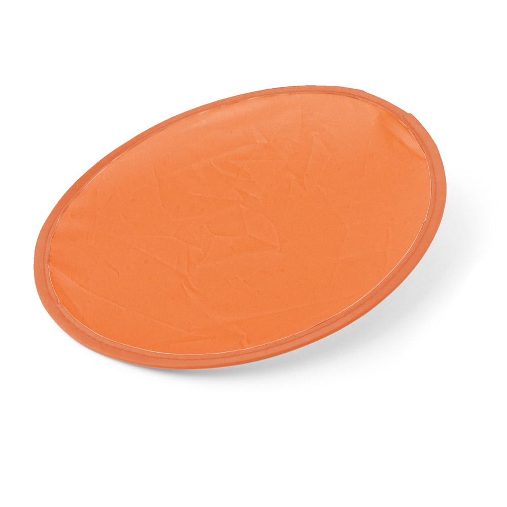 JURUA. Foldable flying disc - Orange