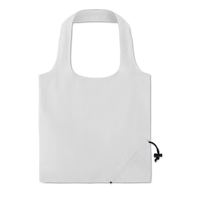 Foldable cotton bag 105 gr/m² Fresa Soft - White