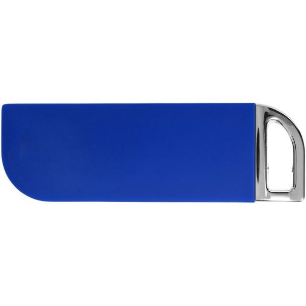 Otočné obdélníkové USB - Modrá / 2GB