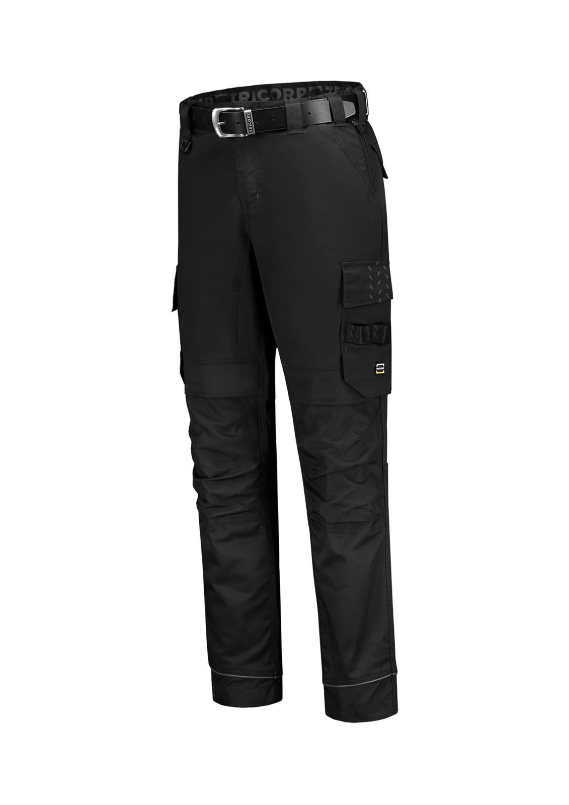Pracovní kalhoty unisex Tricorp Work Pants Twill Cordura Stretch - Černá / 46