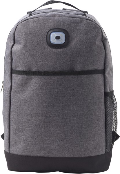 Polyester (300D + 210D) backpack