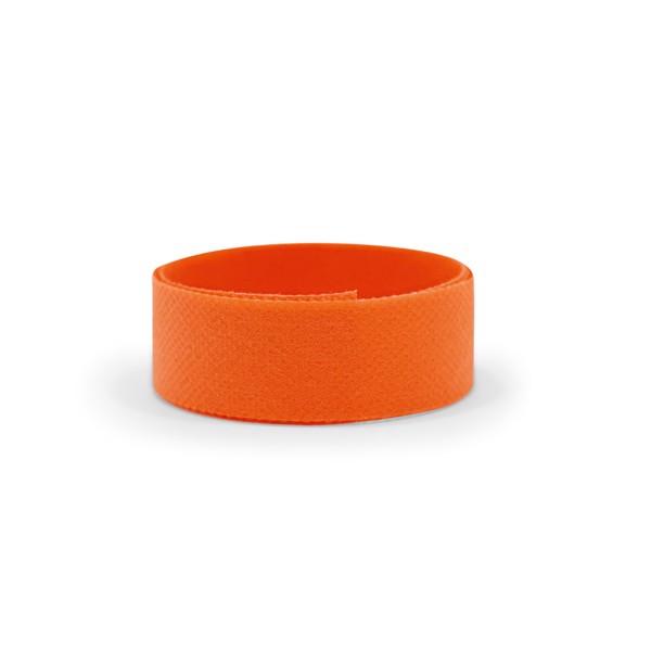 DIANE. Stuha na klobouk - Oranžová