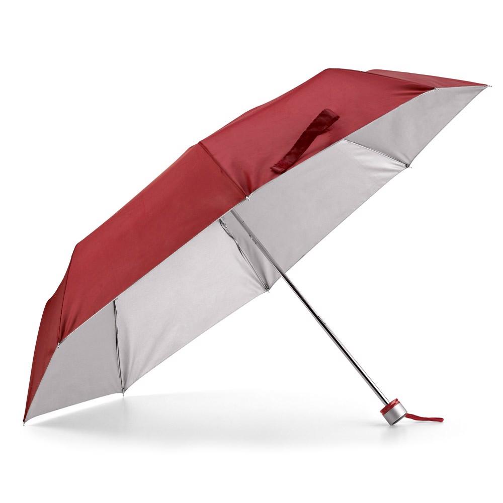TIGOT. Compact umbrella - Burgundy
