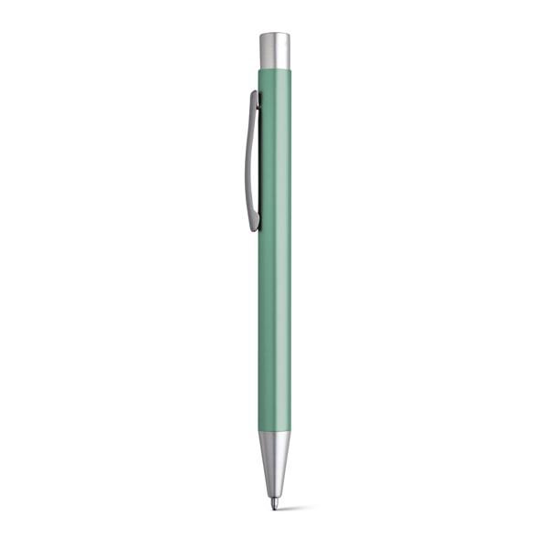 LEA. Ball pen in aluminium - Light Green