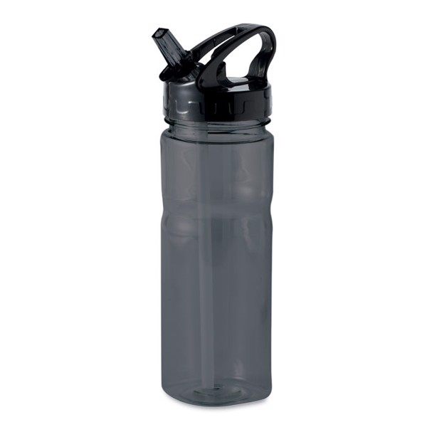 500 ml PCTG bottle Nina - Transparent Grey