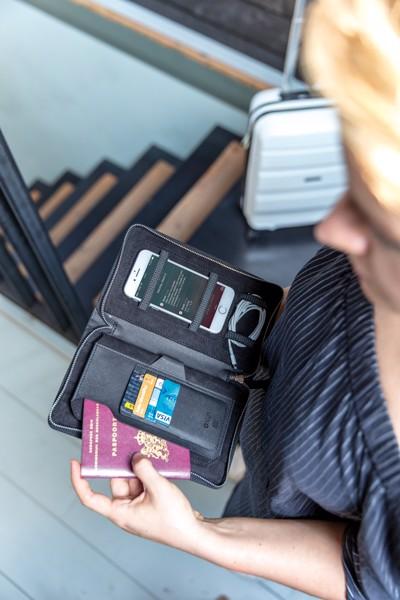RFID cestovní peněženka Heritage