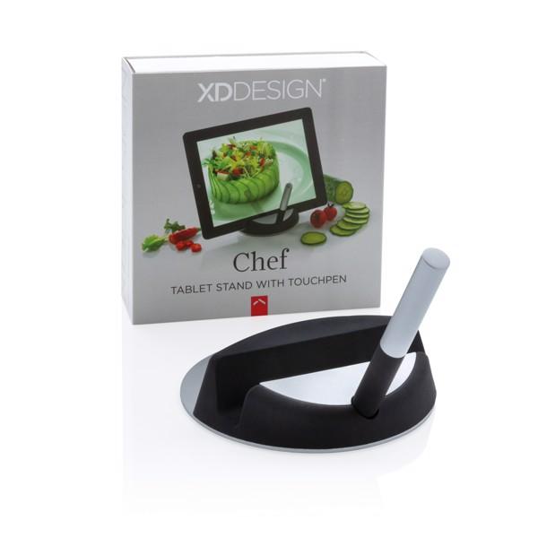 Stojan na tablet Chef sdotykovým perem