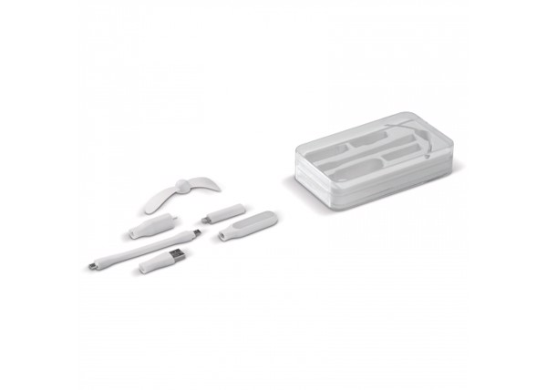 Plug 'N Play set - White