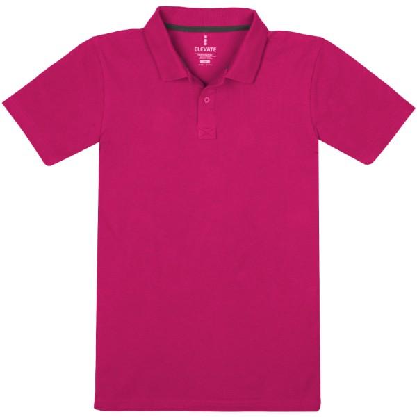 Pánská polokošile Primus - Růžová / XS