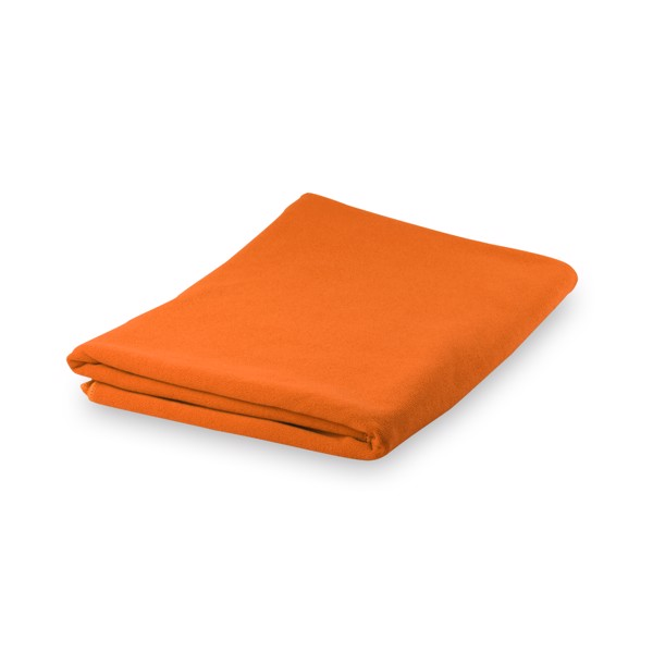 Serviette Absorbante Lypso - Orange/Bleu