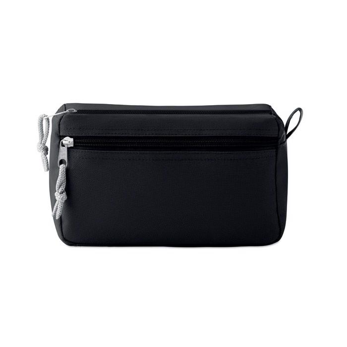 PVC free cosmetic bag New & Smart - Black