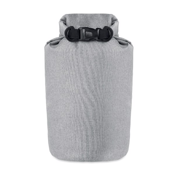 Waterproof bag PVC 10L Scuba - White / Grey