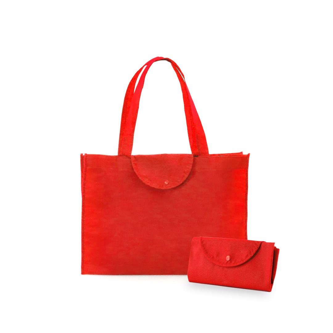 Bolsa Plegable Austen - Rojo