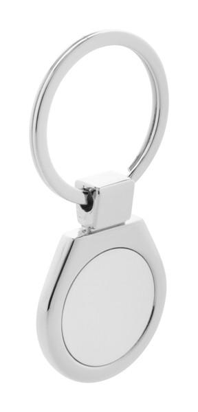 Přívěšek Na Klíče Ball - Stříbrná