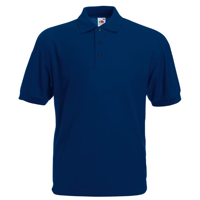 Polokošile piqué 65/35 Blended Polo 63-402-0 - Navy / 3XL