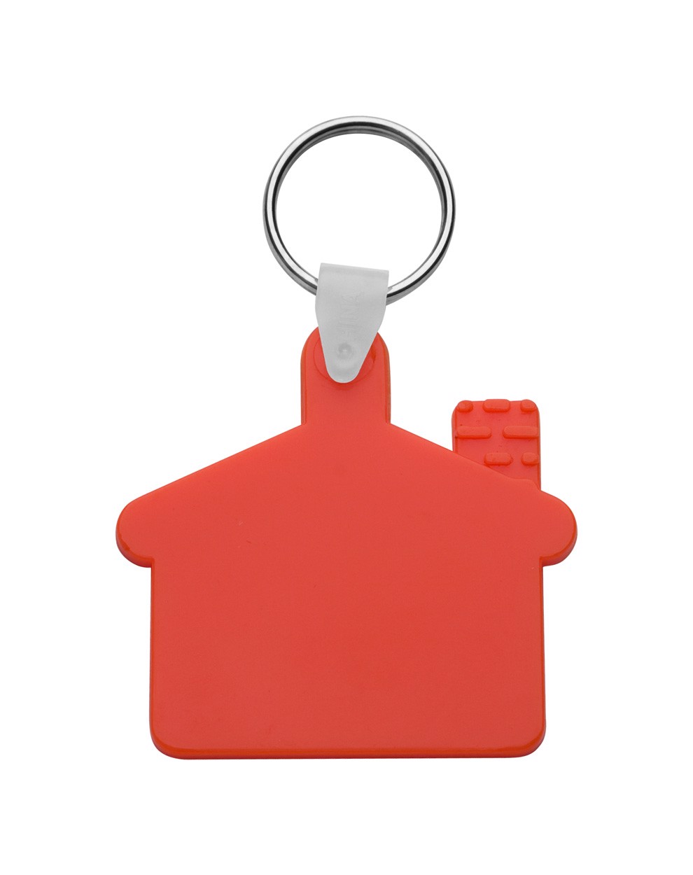 Přívěšek Na Klíče Cottage - Červená