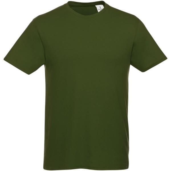 Heros short sleeve men's t-shirt - Army Green / 3XL