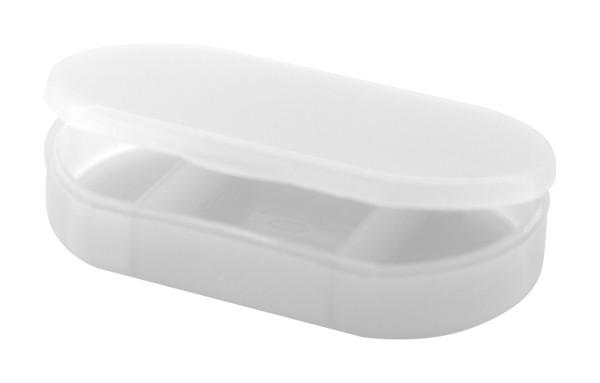 Cutie Pentru Medicamente Trizone - Alb