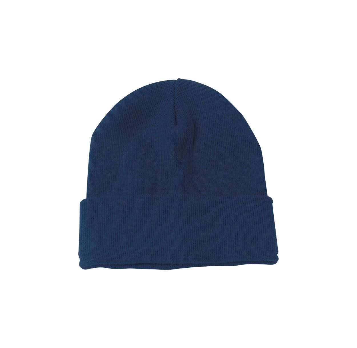 Zimní Čepice Lana - Tmavě Modrá