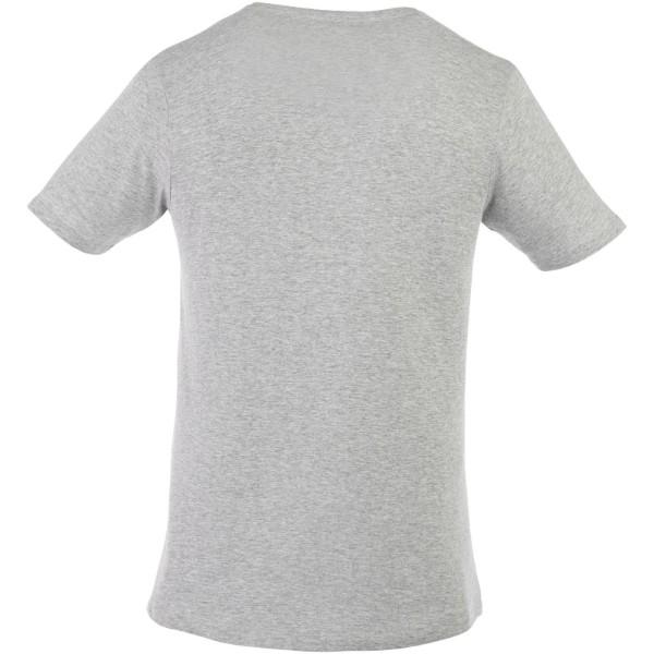 Pánské triko Bosey s véčkovým výstřihem - Sport Grey / XS