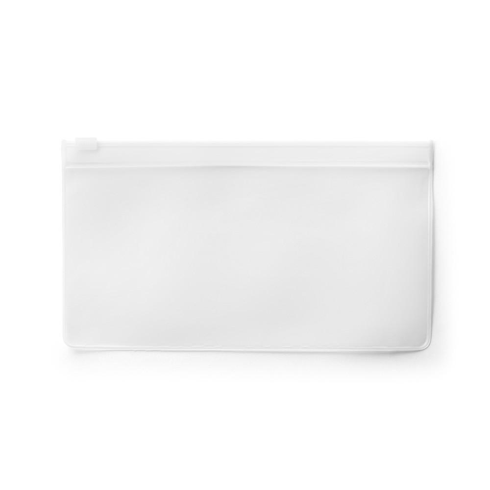 INGRID I. Bolsa para mascarillas - Blanco