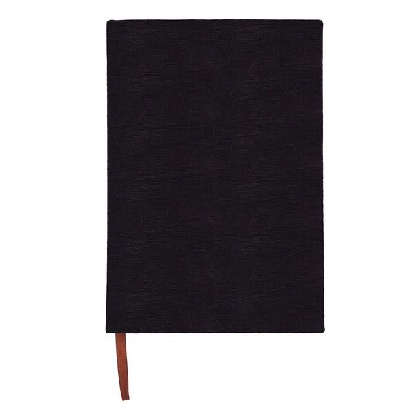 Zestaw Porto - notes z długopisem - Czarny