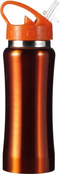 Stainless steel bottle - Red