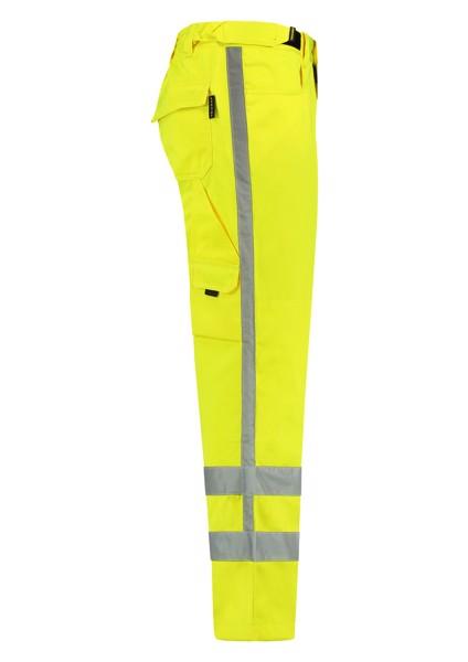 Pracovní kalhoty unisex Tricorp RWS Work Pants - Fluorescenční Žlutá / 46