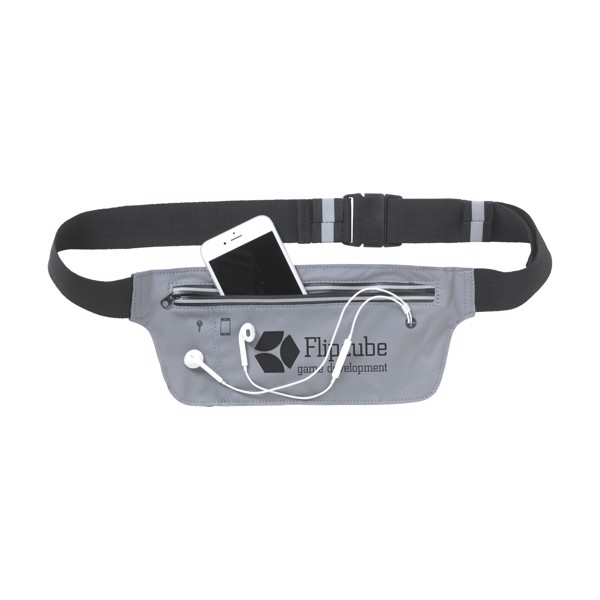 RunningBelt waist bag - Grey