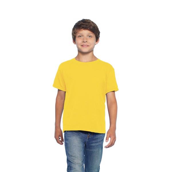 Kids t-shirt 150 g/m² Kids Ring Spun T-Shirt 64000B - Daisy Yellow / XL