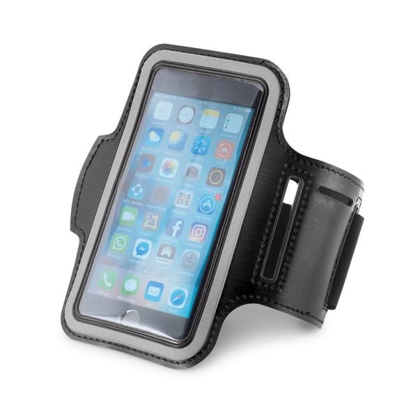 BRYANT. Smartphone armband - Black