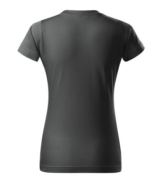 Tričko dámské Malfini Basic Free - Tmavá Břidlice / L