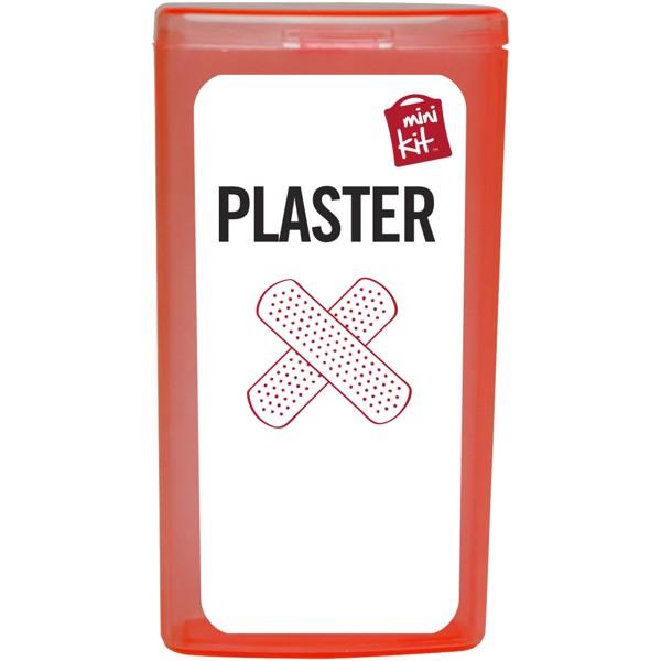 MiniKit Plasters - Red