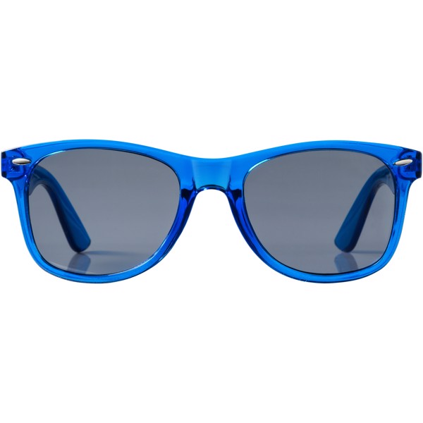 Sun Ray sunglasses with crystal frame - Blue