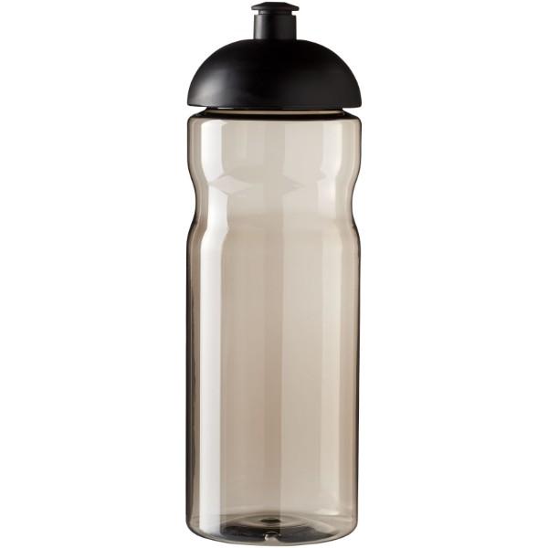 Sportovní láhev s kupolovitým víčkem H2O Base® 650 ml - Charcoal